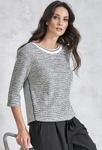 Блуза с люрексом Sunwear V08-4-04