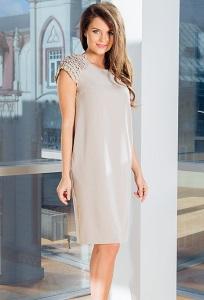 Летнее платье TopDesign Premium PA7 37