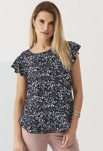 Летняя женская юбка из вискозы Sunwear Q20-3-30