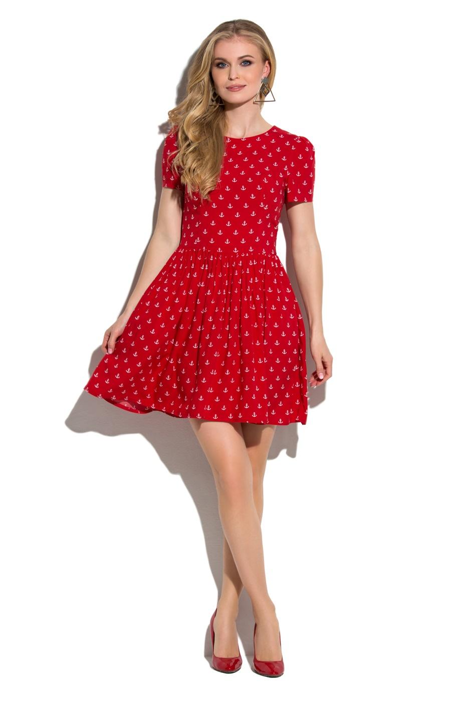 Купить Платья Красное Короткое