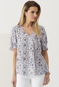 Летняя лёгкая блуза из вискозы Sunwear Q23-3-49
