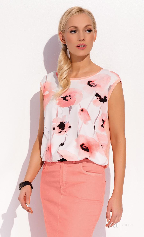 Женские блузы летние