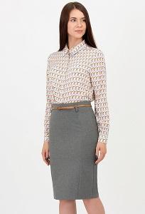 Офисная юбка Emka Fashion 613-vanida
