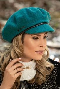 Женская шерстяная кепка Willi Salika