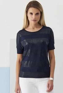 Летняя трикотажная блузка Sunwear Q17-3-30
