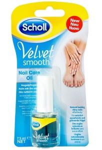 Масло для ухода за ногтями Scholl Velvet Smooth, 7,5 мл