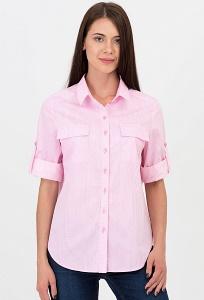 Хлопковая женская рубашка Emka Fashion b 2139/elizabeth
