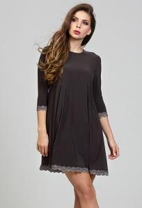 Коктейльное мини-платье Donna Saggia DSP-255-78t