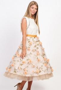 Роскошная юбка Emka Fashion 601-matilda