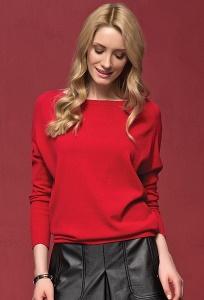 Красный свитер Zaps Alexia