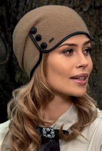 Стильная женская шапочка Landre Alama