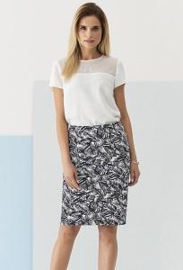Летняя юбка из хлопка Sunwear QC402-3-30