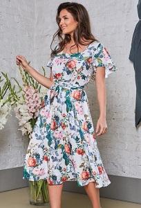 Летнее платье TopDesign Premium PA8 34