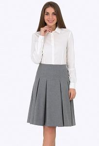 Юбка в складку Emka Fashion 665-azira