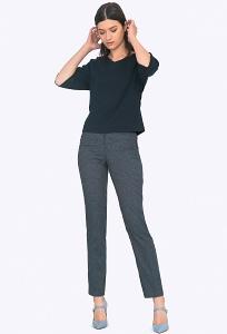 Женские брюки с классической посадкой Emka D017/vanessa