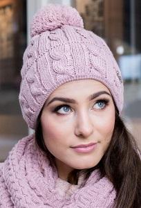 Женская шапка Veilo 50.70