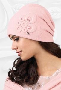 Стильная женская шапка Kamea Nicea