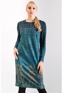 Трикотажное платье TopDesign Premium PB8 29