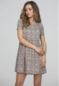 Короткое коктейльное платье Donna Saggia DSP-323-89