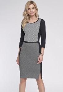 Трикотажное платье осенне-зимнего сезона Sunwear OS219-4-12
