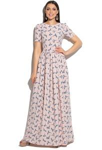 Длинные летние платья интернет магазин москва