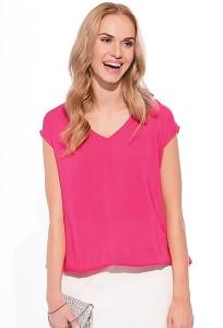 Малиновая блузка Sunwear W22-2