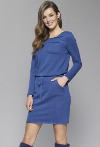 Трикотажное платье польского производства Zaps Lavenda