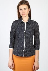 Блузка-рубашка Emka Fashion b 2121/toma