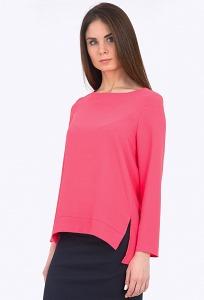 Розовая блузка Emka Fashion b 2223/venezia