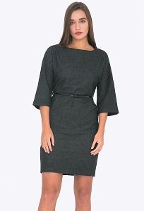 Платье из шерсти Emka PL716/otrada