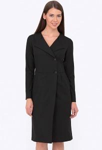 Платье-пальто Emka Fashion PL-521/almaza