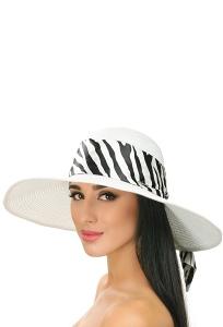 Стильная летняя шляпа Del Mare 056-02