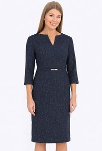 Платье-футляр Emka Fashion PL-538/bellis