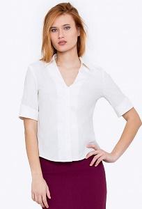 Летняя блузка с коротким рукавом Emka b 2209/norma