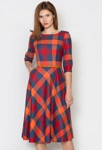 Платье Emka Fashion PL-407/aida