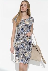 Трикотажное летнее платье Sunwear IS214-2-74