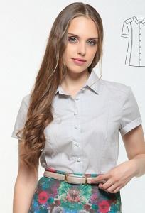 Женская рубашка Bravissimo 162150