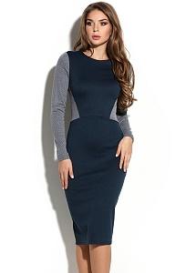 Платье-футляр Donna Saggia DSP-229-41t