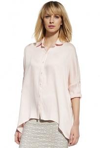 Женская блузка удлиненная сзади Enny 230115