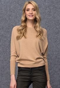 Светло-коричневый свитер Zaps Alexia