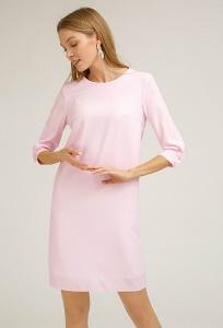 Платье светло-розового цвета Emka PL974/damari