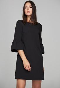 Чёрное платье Donna Saggia DSP-289-6