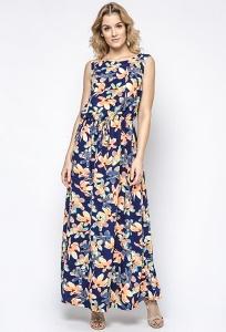 Длинное летнее платье Ennywear 230171
