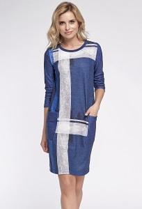 Трикотажное платье Sunwear OS213-4-53