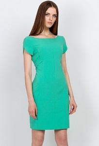 Платье-футляр Emka Fashion PL-505/minta