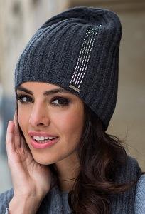 Женская удлиненная шапка Kamea Amber.BP