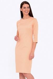 Стильное платье футляр Emka Fashion PL-595/adeleid