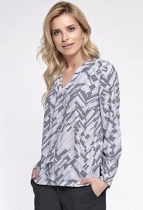 Женская осенняя блуза из коллекции 2018 года Sunwear O48-5-49