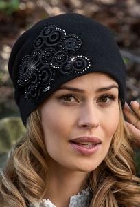Женская шапка-бандана на флисе Willi Kolia