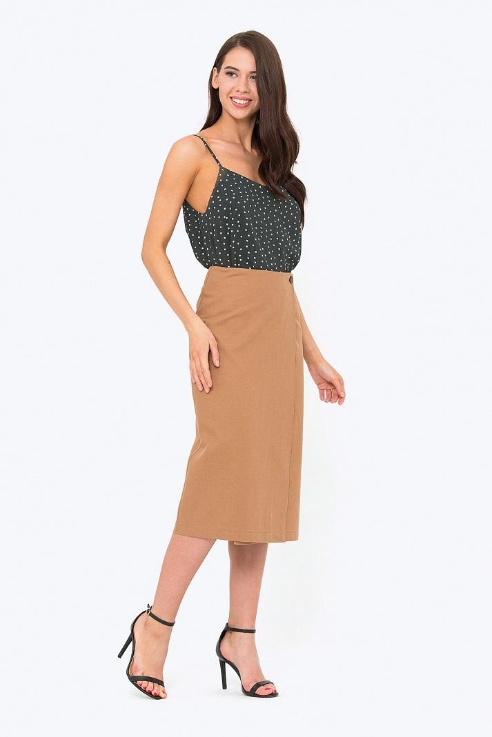 Трикотажная юбка купить доставка